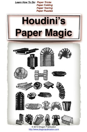 Houdinis Paper Magic