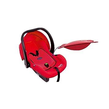 SEVI Baby rojo espalda 5999 - Carcasa para bebé Cojín coche ...
