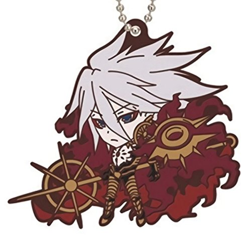 (Bandai Fate/Apocrypha Karna Lancer of Red Character Gacha Capsule Toy Rubber Mascot Ball)
