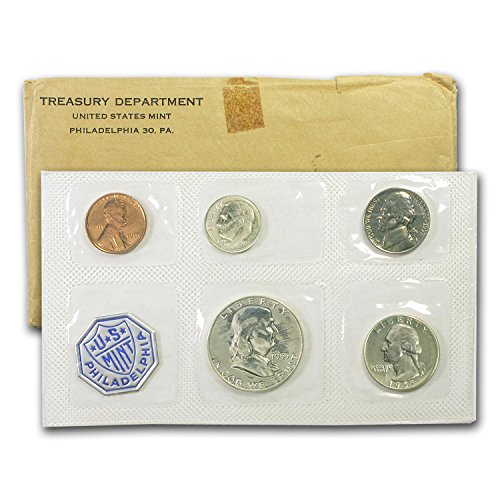 1955 U.S. Proof Set Brilliant Uncirculated (1955 Mint)