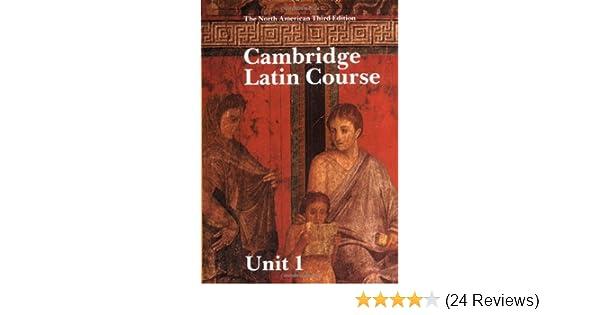 Amazon Cambridge Latin Course Unit 1 Students Book North