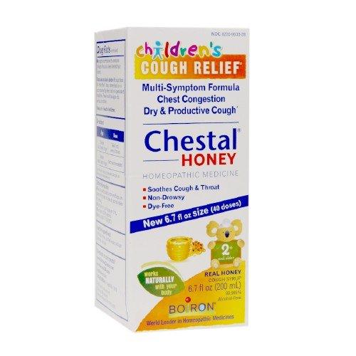 Boiron Childrens Chestal Honey - 9