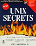 UNIX Secrets, James Armstrong, 1568844999