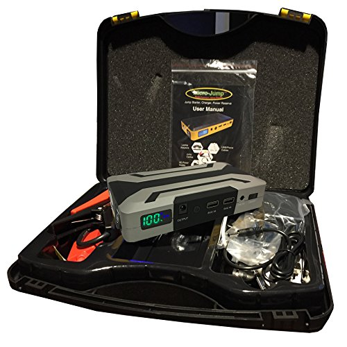Battery Saver Lithium Jump Starter & Phone/Laptop Charger 900 CCA (12 Volt) 5230 by Battery Saver (Image #4)