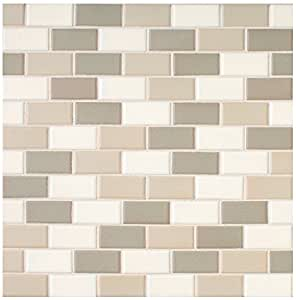 Dal Tile Dk1121bwms1p Dk11 Keystones Blends Tile 2 Quot X 1