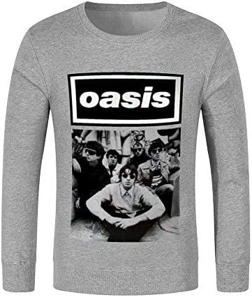 長袖 Tシャツ 少年たち OASIS 丸襟 プラスベルベット 暖かい トレーナー 柔らかい 綿トップス冬季対応 ップス 通勤 通学 運動 日常用 男女兼用