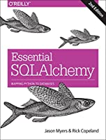 Essential SQLAlchemy, 2nd Edition Front Cover