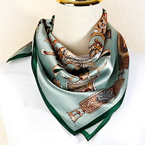 Buy mint green scarfs for women