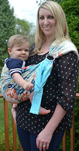 (Lite-on-Shoulder Baby Sling Carrier )