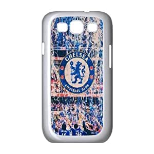 Yearinspace Chelsea Fc Samsung Galaxy S3 Case Chelsea Fc Champion Protective For Girls, Samsung Galaxy S 3 Cases Guys, {White}