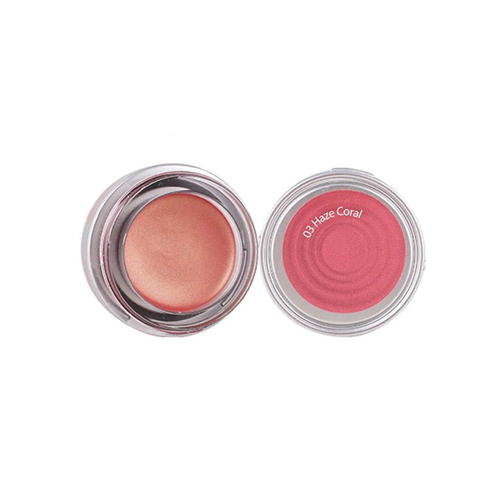 CapsA New Fashion Eyeshadow, Beauty Waterproof Eyeliner Gel Cream Eye Liner Eye Shadow Gel Makeup Cosmetic (D)