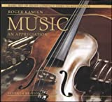 Music : An Appreciation (8-CD Basic Set), Kamien, Roger, 0072902043