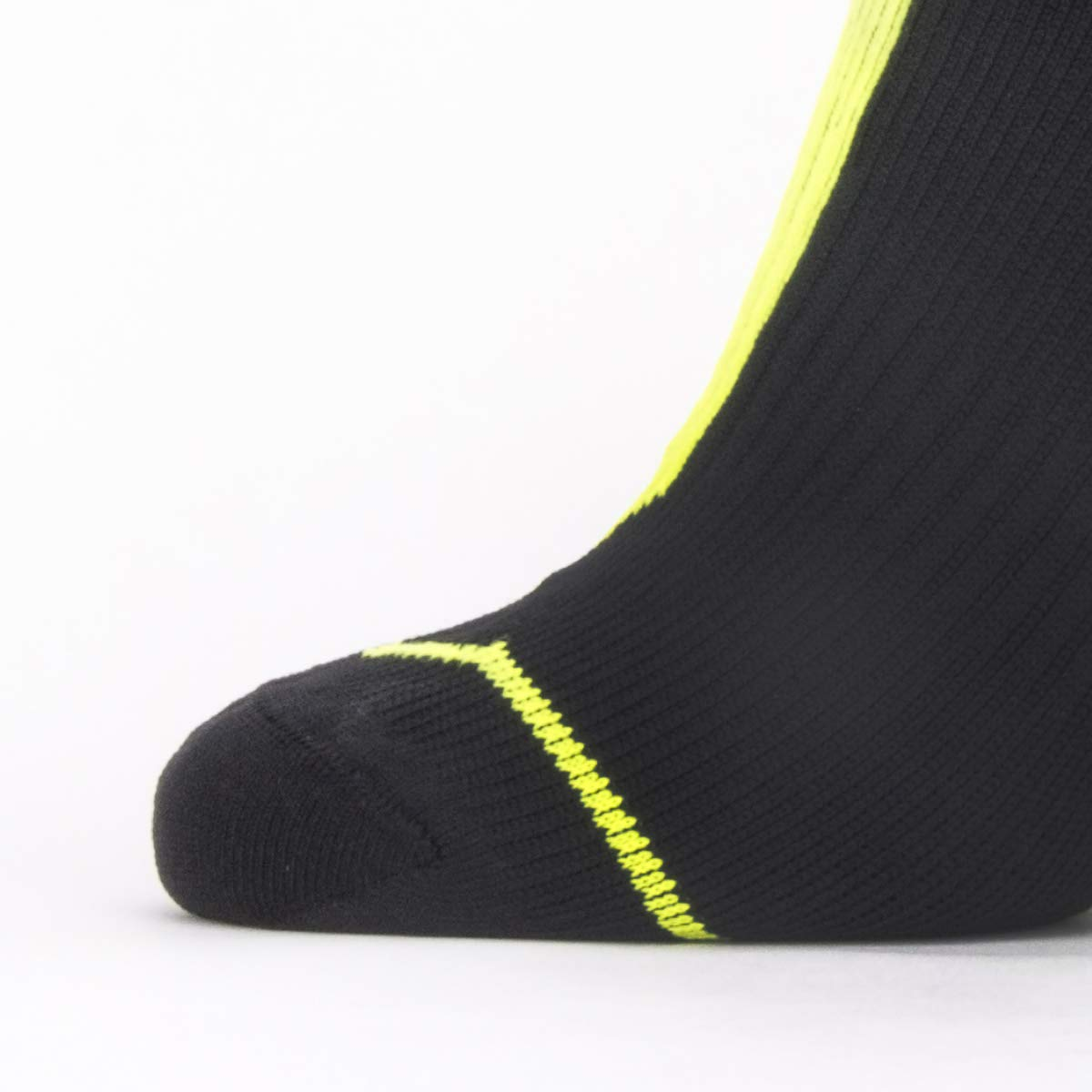 Hombre Grey Marl SealSkinz Waterproof All Weather Ankle Length Calcet/ín Small
