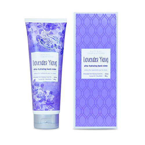 Natural Inspirations Lavender Ylang Ultra Hydrating Hand Creme