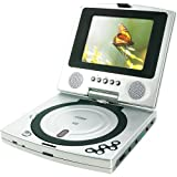 Coby TF-DVD5000 Portable DVD Player with 5-Inch LCD
