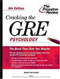 Cracking the GRE Psychology, Meg Jay and Laurice Pearson, 0375753982