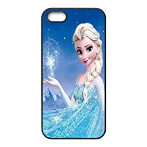 Custom High Quality WUCHAOGUI Phone case Frozen Oalf - Let is Go Protective Case For Apple Iphone 5 5S Cases - Case-11