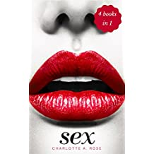 Sex: 4 Books in 1 (Tantric Sex, Kama Sutra, Dirty Talk & Sex Positions)