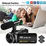 Camcorder-Video-Camera-Ultra-HD-4K-30MP-Camcorder-Camera-with-Microphone-Remote-Control-30-IPS-Touch-Screen-Vlogging-Camera-for-Youtube