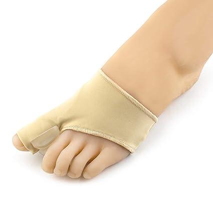 Correctores de Dedos del pie Corrección ortopédica del Pulgar y de la ortesis del pie Ortopedia