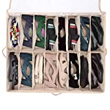Under Bed Shoe Storage Organizer