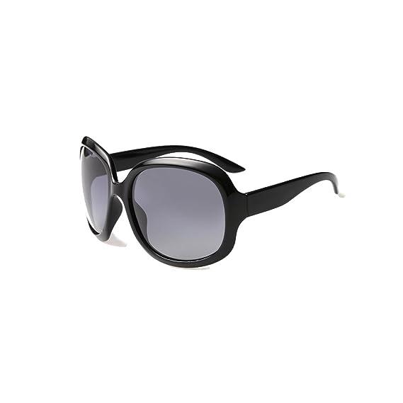 Inlefen Gafas de sol Woman Gafas de sol grandes Gafas polarizadas