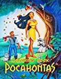 Pocahontas Coloring Book: Coloring Book for Kids and Adults with Fun, Easy, and Relaxing Coloring Pages (Coloring Books for Adults and Kids 2-4 4-8 8-12+)