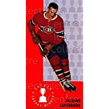 Jacques Laperriere Hockey Card 1994 Parkhurst Tall Boys 64-65 #149 Jacques Laperriere