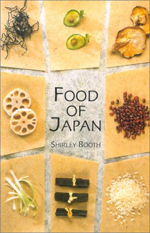 Food of Japan by Shirley Booth