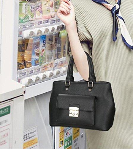 Master Shotbaon Child Package Juego Shopping Un Blue Bolso Con Slung Diagonal De Solo Piezas Hombro Black Party Wallet Mujer Dos Treasures rwr46q