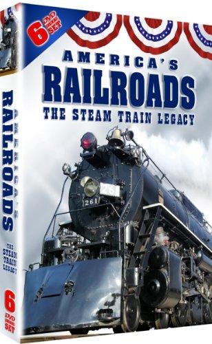 - Americas Railroads: The Steam Train Legacy