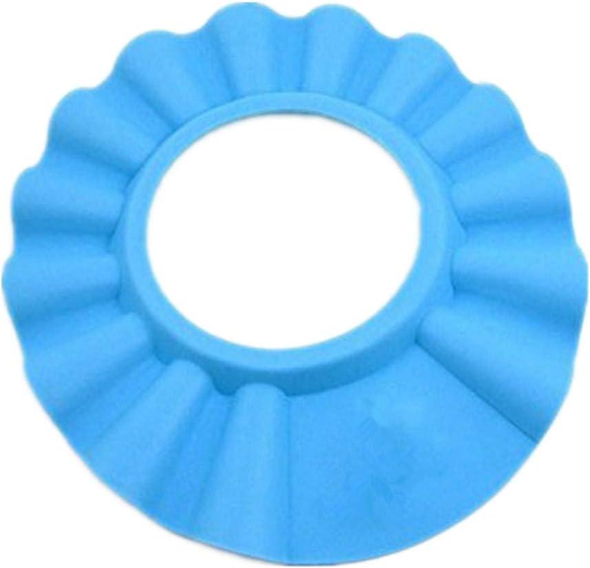 B Baby Shampoo Duschbad Waschhaar Shield Soft Safe Badeschutz Visier Hut f/ür Kleinkinder Kinder Kinder von TheBigThumb