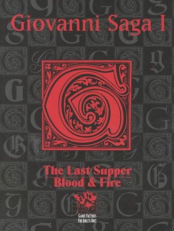Giovanni Chronicles  The Last Supper  Vampire  The Masquerade Novels