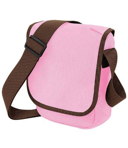 Reporter Mini Bagbase bolsa para raquetas de tenis de verdad que Unisex - Pink / Brown