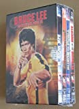 EL GRAN JEFE (THE BIG BOSS) / EL CAMINO DEL DORAGON (THE WAY OF THE DRAGON) / PUNOS DE FURIA (FIST OF FURY) / EL JUEGO DE LA MUERTE (GAME OF DEATH) : Bruce Lee 4-dvd boxset [ntsc/region 4] (Spanish subtitles) - No English options.