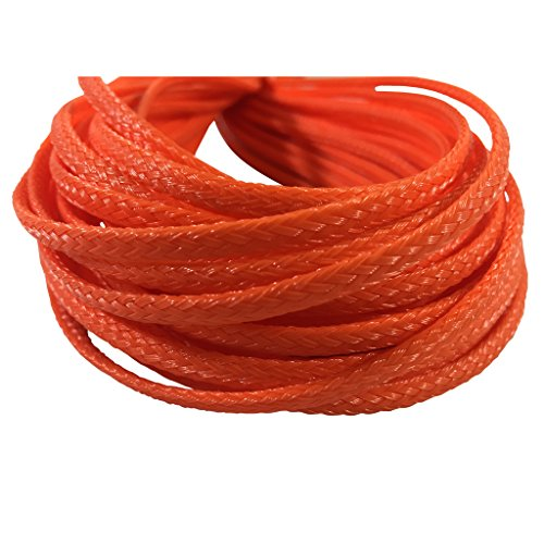 SGT KNOTS Replacement 1/8 inch x 100 or 150 feet Polyethylene Throw Line Made in USA