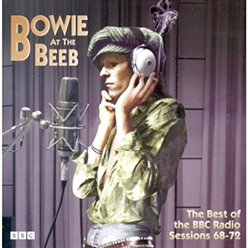 Bowie At The Beeb: The Best of the BBC Radio Sessions 68-72 by Andy Warhol