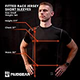 MudGear Fitted Race Jersey Short Sleeve