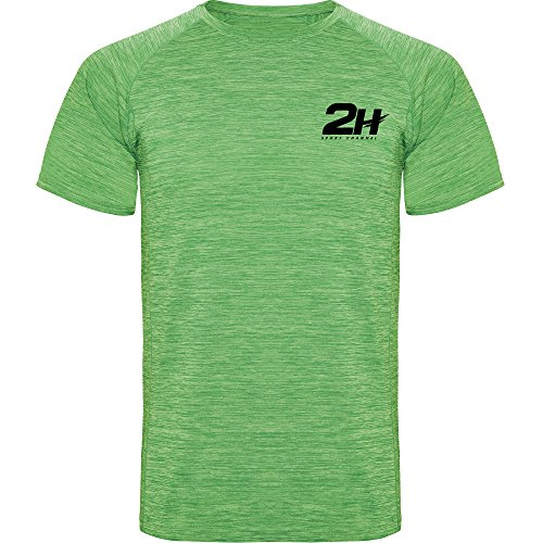 Camiseta técnica de pádel 2H Soldier Blue, XL: Amazon.es: Deportes y aire libre