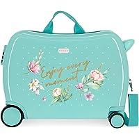 Movom 'Enjoy Every Moment' bagaż dla dzieci, 50 x 38 x 20 cm, wielokolorowy