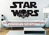 Wall Decals Star Wars Darth Vader Decal Vinyl Sticker Home Decor Bedroom Dorm Gym Nursery Art Murals Ms715