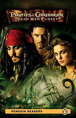 Pirates of Caribbean 2. Dead Man's Chest - Level 3 Pack (+ MP3). Penguin Readers Collection
