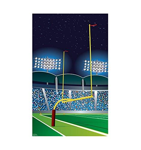 - Football Goal Post - Advanced Graphics Life Size Cardboard Standup