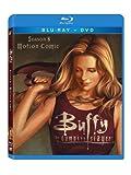 Buffy the Vampire Slayer: Season 8 Motion Comic (Two-Disc Blu-ray/DVD Combo)