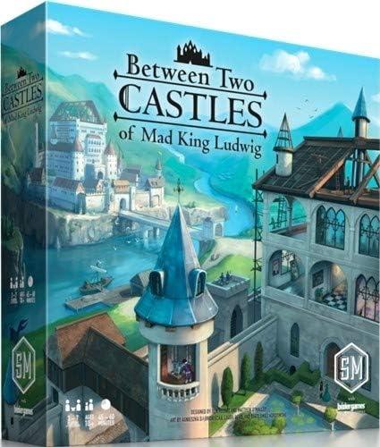 ghenos Games – Between Two Castles, Multicolor, btc1: Amazon.es: Juguetes y juegos