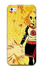 Kevin Charlie Albright's Shop Hot 9778423K93745829 Awesome Case Cover/iphone 5c Defender Case Cover(heroes)
