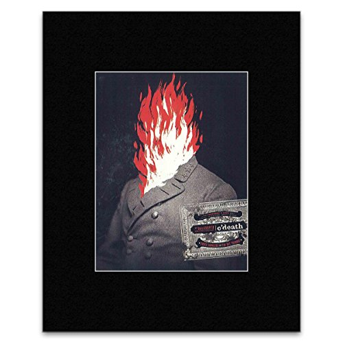 Stick It On Your Wall O'DEATH - BlackBooth Mini Poster - 18.6x14.2cm