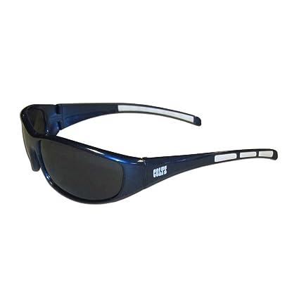 Siskiyou Gifts Co, Inc. NFL Wrap Gafas de Sol, Hombre, Indianapolis Colts