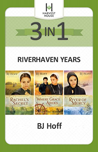 The Riverhaven Years 3-in-1 cover