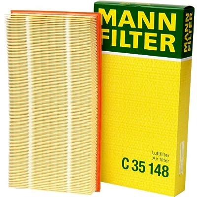 Mann-Filter C 35 148 Air Filter: Automotive